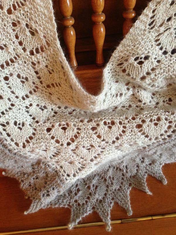 web-shawlette